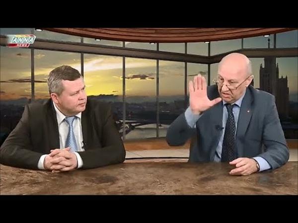 Russischer Professor: USA GB wollen Deutschland und Russland aufeinander hetzen