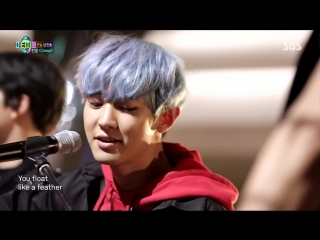 "170930 EXO Chanyeol @ ""Creep"" Cover by Chanyeol"