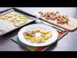 Куриное филе под соусом гремолата с запечённым картофелем – доставка продуктов с рецептами Шефмаркет