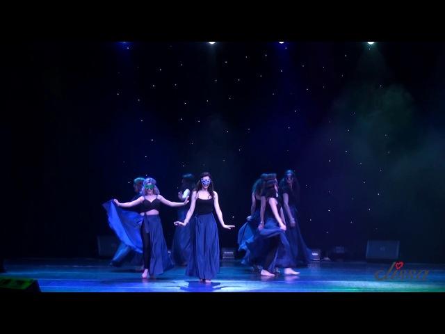 Взрослые. Шоу Карнавал. Отчетный концерт школы восточного танца Elissa