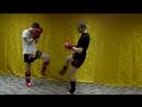 Тайский бокс. Любимая комбинация ударов тайбоксёров