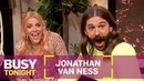 Jonathan Van Ness Reacts to Crazy Confessions | Busy Tonight | E!