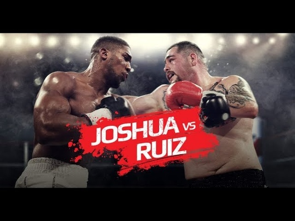 JOSHUA VS RUIZ FILM SESSION (BOTH FIGHTERS LOOKED FLAWED IN THEIR LAST PERFORMANCES)