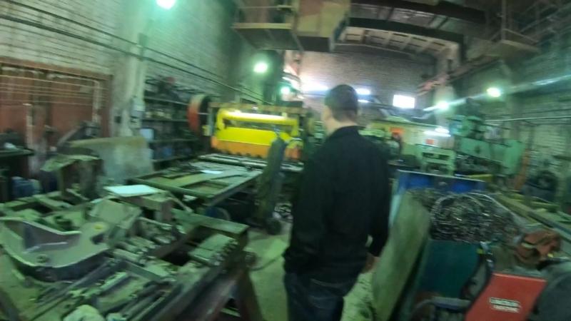 Производство грейферов для ломовозов. Хорошие Люди в Твери.