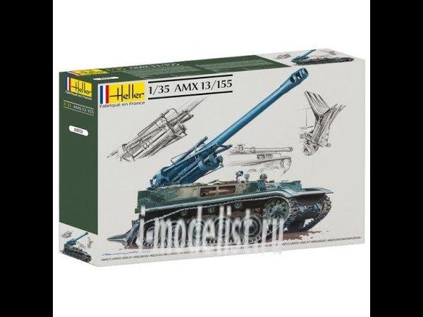 Первая часть сборки масштабной модели фирмы Heller AMX13155, в масштабе 135. Автор и ведущий Алексей Хрущ. www.i-modelist.rugoodsmodeltehnikaheller38019704.html