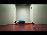 Растяжка ног / Тренировка ног / спорт / фитнес / sport / fitness / muscle / body