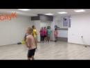Арабский танец дети. Вращения
