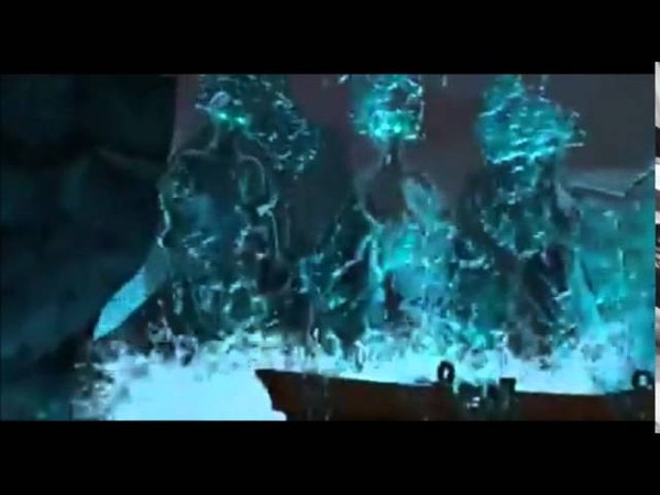 Sinbad Legend of the Seven Seas Clip: