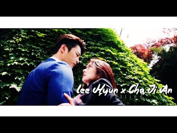 ● Lee Hyun x Cha Ji An    f a l l i n g