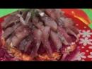 Салат с сельдью даже вкуснее чем обычная и привычная нам Селедка в шубе