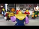 Танос LEGO Мстители Нападение на Лего Сити