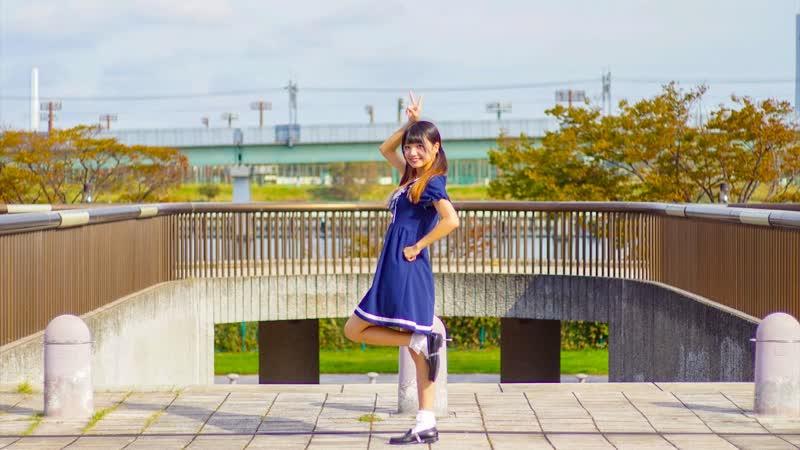 【いのり】DEEP BLUE TOWNへおいでよ 踊ってみた【アイマリンプロジェクト】【平成最後の夏大遅刻】 sm34199120