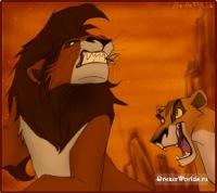 король лев 4 месть зиры смотреть