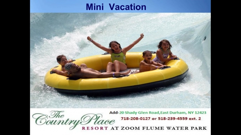 For enjoying unbeatable moments of happiness; plan Mini Vacationnow