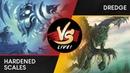 VS Live! Hardened Scales VS Dredge Modern Match 1