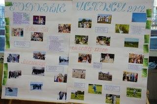 Стенд поселения Кировской области Родовые истоки