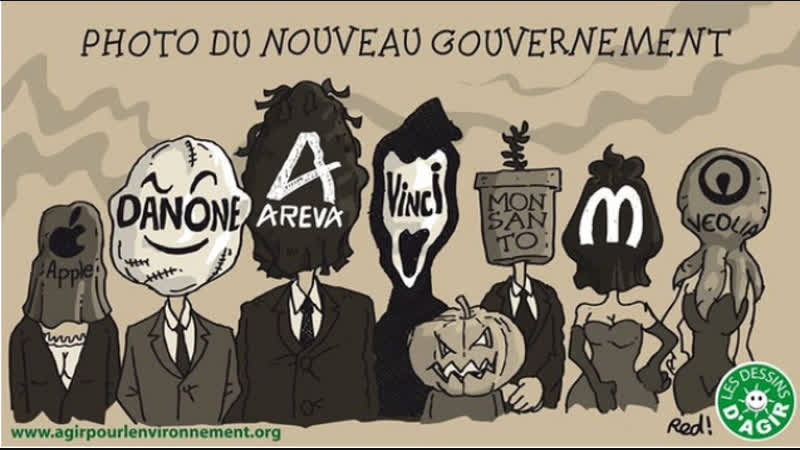 Remaniement les visages du nouveau gouvernement