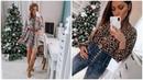 Покупки одежды на зиму 2019. Тренды в одежде. Bershka PullBear Stilicity Stradivarius Tally Weijl
