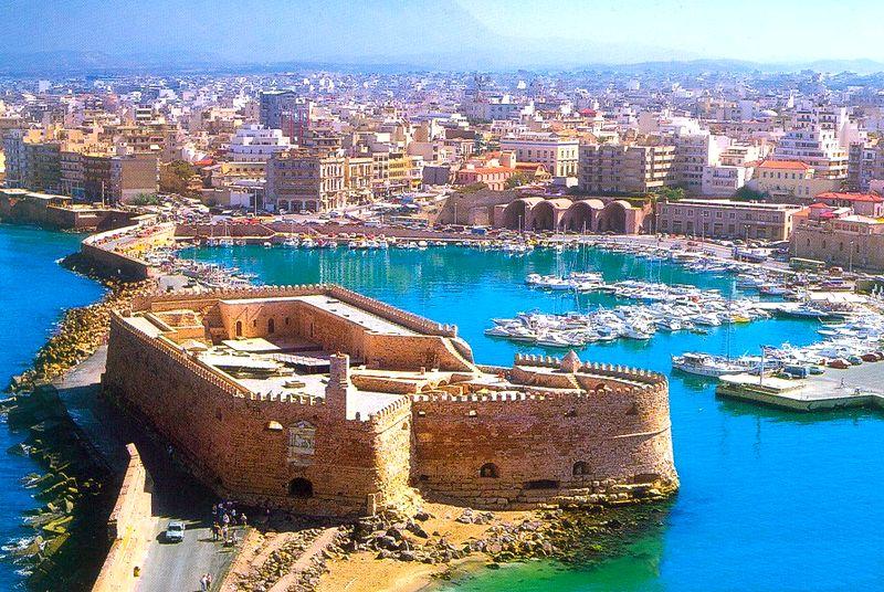Греция, Крит - Ираклион в сентябре на 7 дней за 17236 руб. с человека