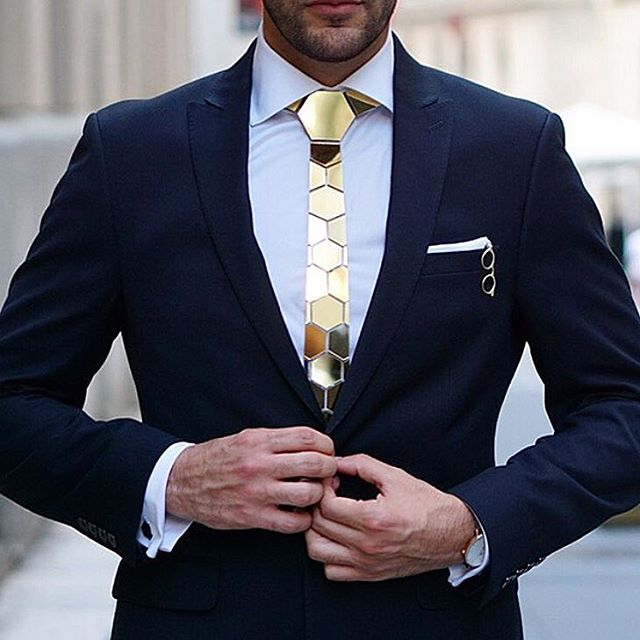 blue suit gold tie wwwpixsharkcom images galleries