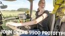 JOHN DEERE 9900 Neuer Feldhäcksler von John Deere John Deere Traktoren