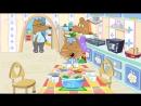 Lesson 10_(B)Brush your teeth - hair. - Cartoon Story - English Education - conversation for kids