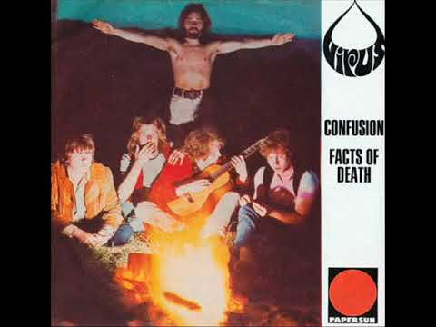 Virus – Confusion ( 1970, Psych Rock, Germany )