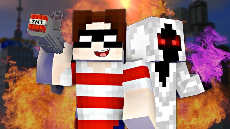 ХЕДШОТ - Майнкрафт Рэп Клип Легендарный Грифер   Headshot Minecraft Griefer Parody Song