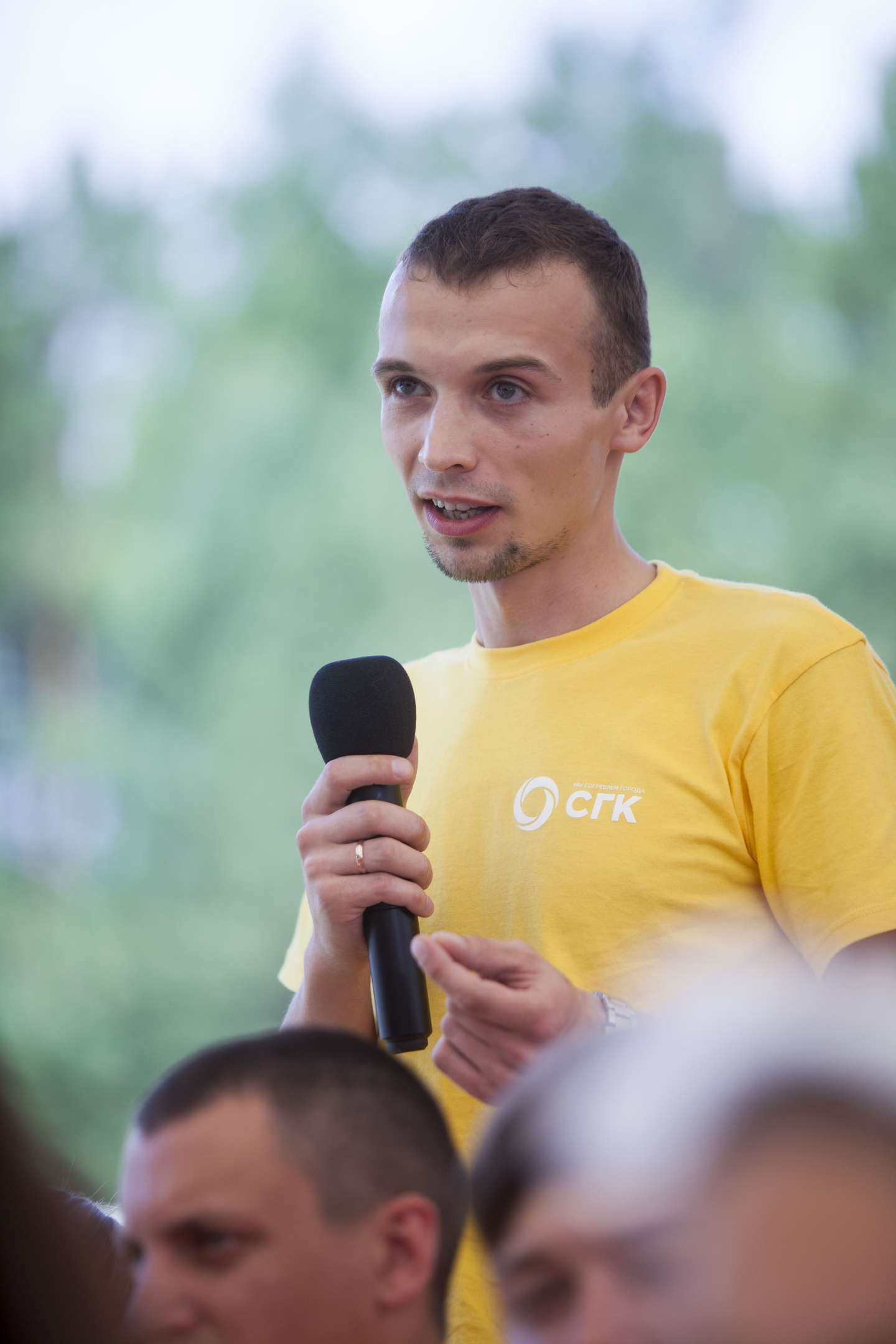 Молодые специалисты СГК участвуют в федеральной смене «Энергия» на ТИМ «Бирюса»