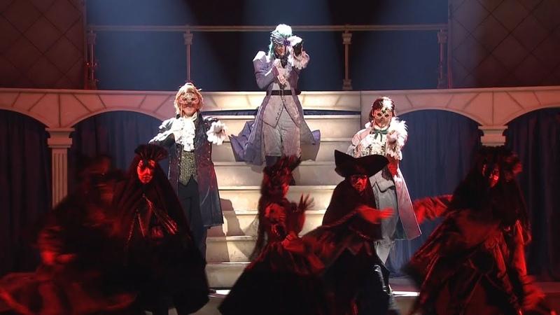 舞台『マスカレイドミラージュ』DVDBlu-rayプロモーションムービー