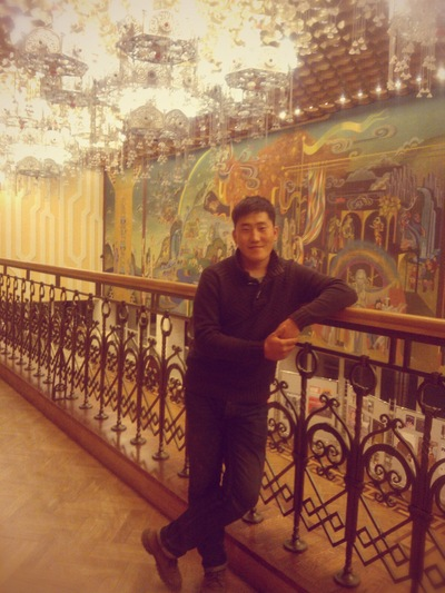 Дамдин Абидуев, 6 декабря 1989, Улан-Удэ, id148145484