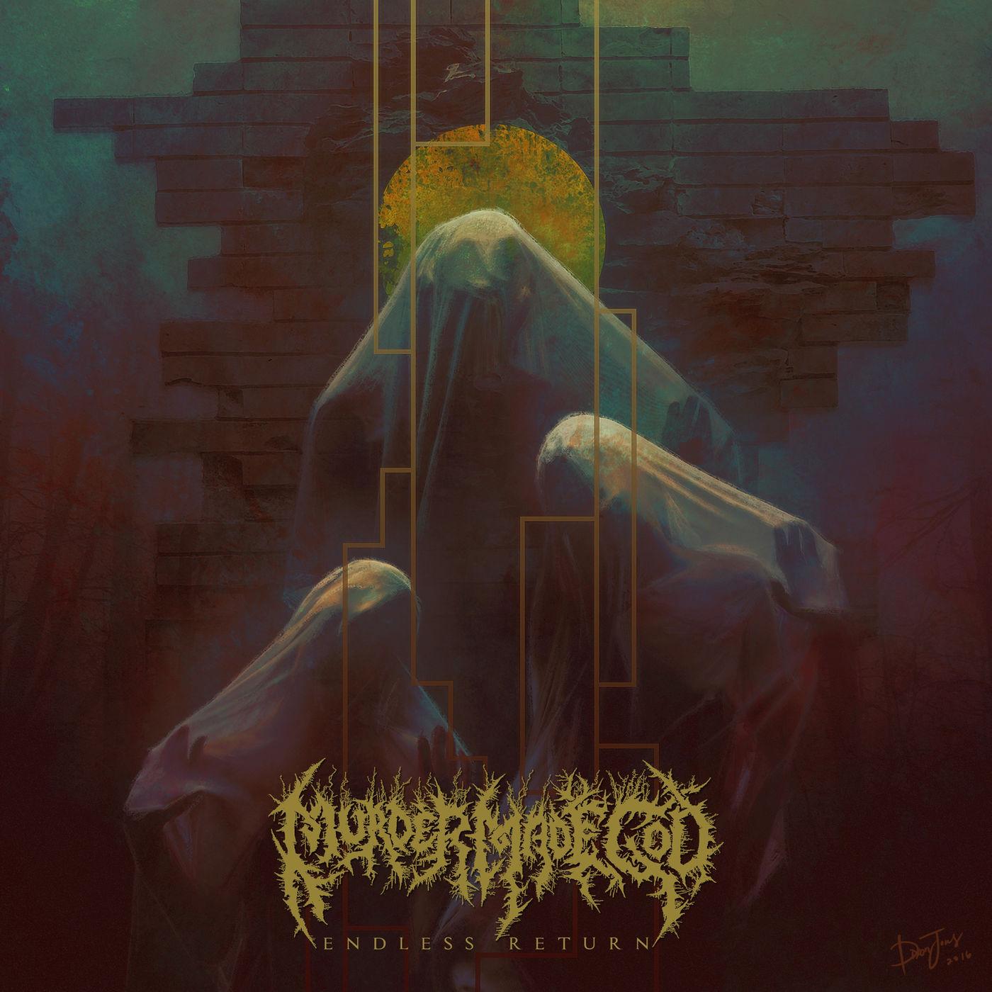 Murder Made God - Alive [single] (2019)