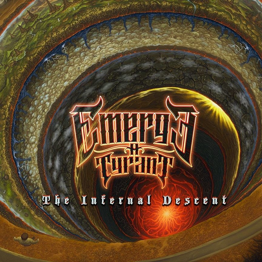 Emerge A Tyrant - The Infernal Descent (2018)