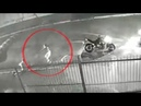 Imagens fortes: Policial é baleado na nuca durante assalto