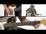 Chicago Blues - #39 Shuffle Performance - Lead Guitar Lesson - Jeff McErlain