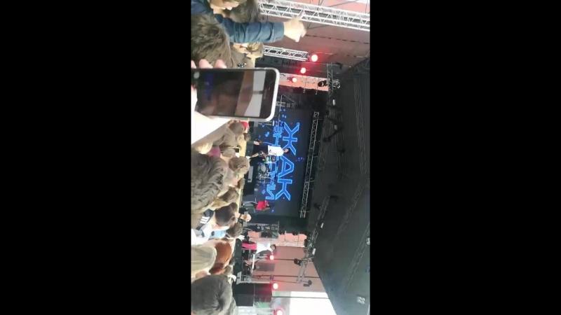 Даша Архипова - Live
