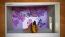 Как сделать КУКОЛЬНЫЙ ДОМИК для кукол ЛОЛ своими руками 9 Гостинная