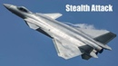 What If An F-22 Raptor Battled China's J-20 Fighter?