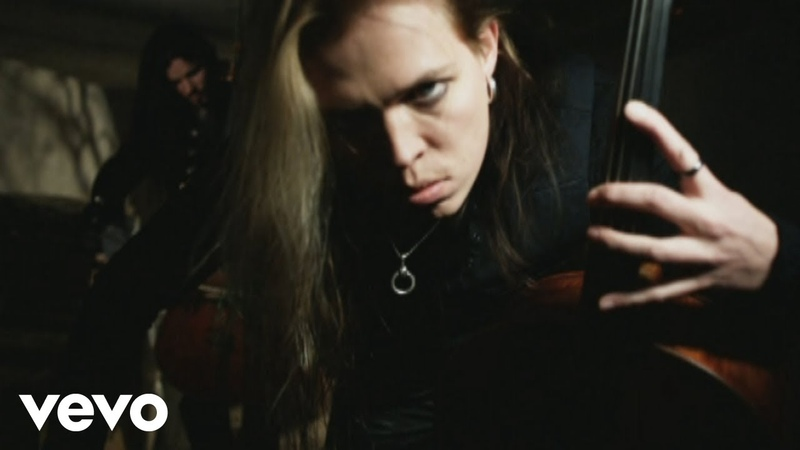 Apocalyptica - I Don't Care ft. Adam Gontier