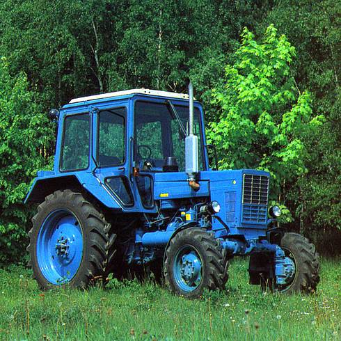 Трактор МТЗ-82.1 Бузулук от компании Автооптторг в Уфе