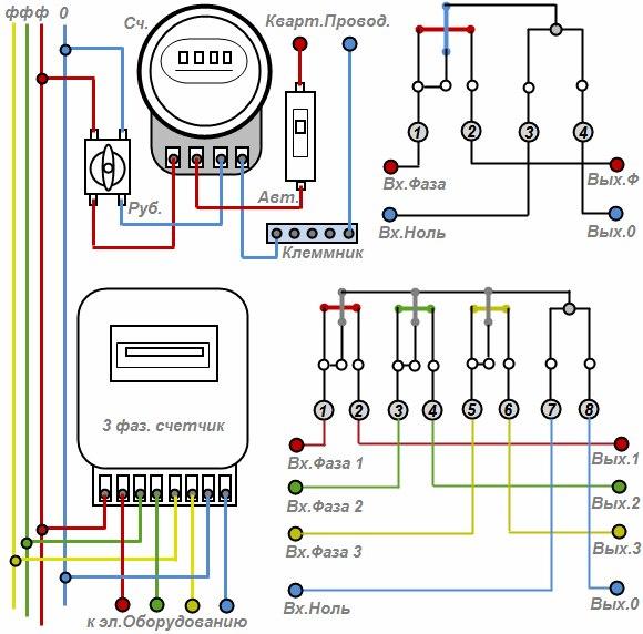 Эта электрическая схема