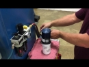Замена смазочного картриджа и батареек за 2 минуты лубрикаторе Memolub One