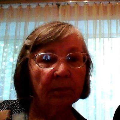 Валентина Семенова, 19 июля 1942, Калуга, id215678050