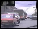 Омск 1993, пр. Маркса, Ленинградский мост