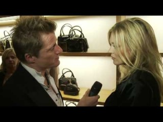 Exclusive: Kate Moss interview on her dream bags and career highs 'Kate Moss for Longchamp' Launch