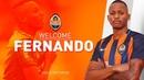 Добро пожаловать в Шахтер, Фернандо!