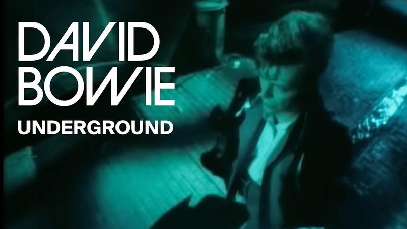 David Bowie Underground Official Video