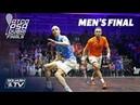 Squash ElShorbagy v Farag - World Series Finals 2017/18 - Final Highlights