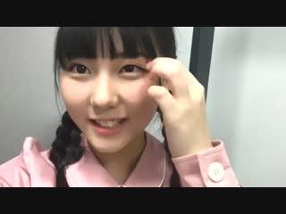 181020 Showroom - HKT48 Team H Tanaka Miku 1651