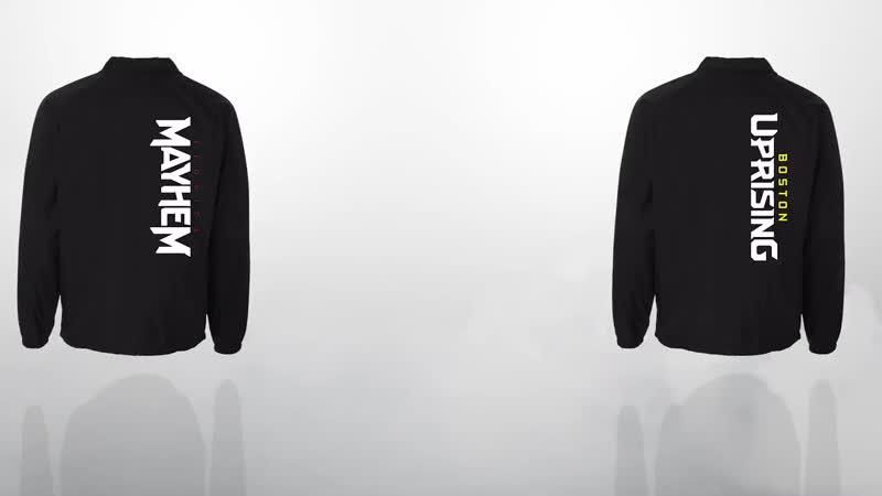 ULT x OWL Coaches Jackets
